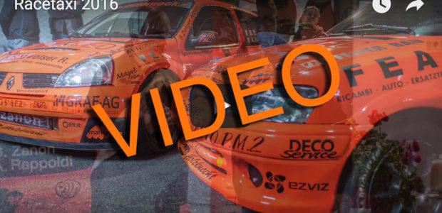 Racetaxi – Endlich das Video