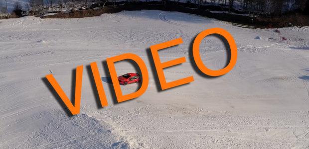 Rally on Snow – Video